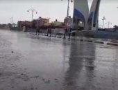 القابضة للمياه: استمرار رفع حالة الطوارئ بشركات المياه والصرف الصحى للتعامل مع الأمطار