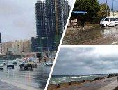 ارتفاع طفيف بدرجات الحرارة غدا وأمطار بدمياط وبورسعيد والصغرى بالقاهرة 9