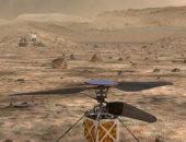 ناسا تطلق مروحية على كوكب المريخ قريبا.. اعرف التفاصيل