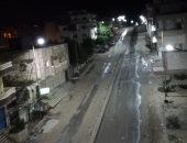 رياح وأمطار.. موجة من الطقس السيئ تضرب شمال سيناء