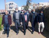محافظ الدقهلية ينعى الطيار خالد محمد الرفاعى ومشاركة عدد من التنفيذيين بالجنازة
