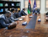 وزير داخلية الوفاق يبحث مع الوفد المصرى إعادة افتتاح السفارة فى طرابلس