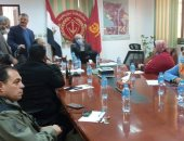 السكرتير العام لمحافظة بورسعيد يترأس غرفة العمليات لمتابعة الطقس السيئ