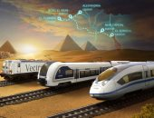 إنجازات كبيرة.. طفرة عالمية للدولة فى شبكة القطارات السريعة