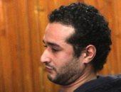 حقيقة تعرض أحمد دومة لمشاكل صحية بالسجن.. اعرف التفاصيل
