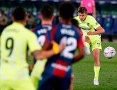 ليفانتي يجبر أتلتيكو مدريد على التعادل في الدوري الإسباني.. فيديو