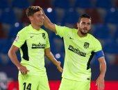 ملخص وأهداف مباراة ليفانتي ضد أتلتيكو مدريد في الدوري الإسباني.. فيديو