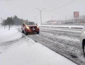 ارتفاع وفيات العاصفة الثلجية بالمكسيك إلى 20 شخصا
