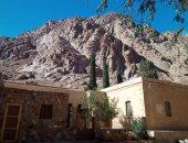 رياح وطقس غير مستقر بمدن محافظة جنوب سيناء.. صور