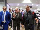 محافظ جنوب سيناء يزور اليوم السابع ويشيد بتجربة التليفزيون الديجيتال