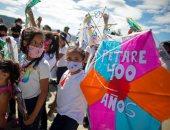 كرنفال الطائرات الورقية يزين سماء فنزويلا... احتفالات بمناسبة 400 عاما على تأسيس كاراكاس