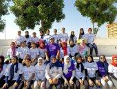 وزارة الشباب والرياضة تواصل تنفيذ فعاليات مشروع الف بنت الف حلم بالتعاون مع المجلس الثقافي البريطاني