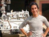 """""""فرح"""" فتاة من أصول أفريقية تدخل التاريخ بعد قيادة مركبة ناسا إلى المريخ.. صور"""