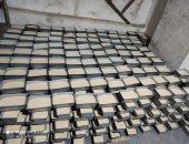 ضبط 1000 عبوة حلاوة طحينية خلال حملة لصحة القليوبية بمصنع ببنها