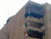 النيابة تنتدب المعمل الجنائي لمعاينة حريق داخل شقة بمدينة السلام