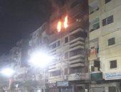 السيطرة على حريق بشقة سكنية فى قنا دون إصابات