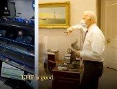 لحظة احتفال جو بايدن بهبوط مركبة ناسا على سطح المريخ.. فيديو