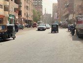 محافظة القاهرة: توسعة شارع الورشة بمدينة الأمل لتطويرها