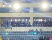 وزير الرياضة يحضر حفل افتتاح بطولة أفريقيا لشباب الطائرة