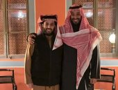 تركى آل الشيخ ينشر صورة تجمعه بولى العهد الأمير محمد بن سلمان.. ويعلق: حفظك الله