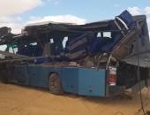 مصرع 32 وإصابة 1401 آخرين فى حوادث مرورية بالجزائر خلال أسبوع