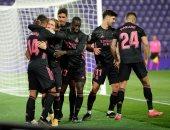 جدول ترتيب الدوري الاسباني..ريال مدريد يطارد أتلتيكو وبرشلونة مازال فى الصورة