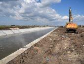 محافظ بورسعيد يعلن انتهاء 70% من أعمال إنشاء محطة رفع مياه صرف بحر البقر