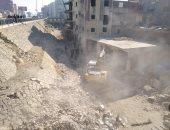 مصدر أمني ينفي ما تم تداوله عن هدم منزل بواسطة بلطجية في مركز رشيد