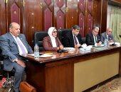 لجنة الصحة بالنواب تناقش بيان وزيرة الصحة عن تنفيذ برنامج الحكومة.. صور