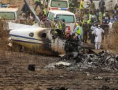 رئيس الأركان النيجيرى يفتح تحقيقًا فوريًا فى تحطم طائرة عسكرية