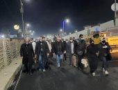 محافظ الشرقية يتابع أعمال النظافة والتجميل بمدينة الزقازيق
