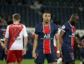 موناكو يحقق إنجازا غائبا منذ 9 أعوام عن أندية الدوري الفرنسي أمام سان جيرمان