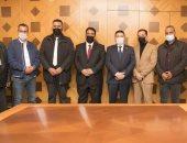 رئيس المجلس الرئاسى الليبى: توحيد مؤسسات الدولة وتقديم الدعم لها من أولوياتنا
