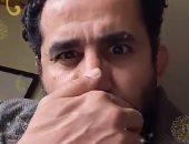 أحمد حلمي يسخر من انتهاء إجازة عيد الاضحى والعودة للعمل بصورة طريفة
