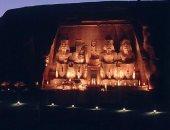 إطلاق جولة افتراضية لمعبد رمسيس الثاني بأبو سمبل (فيديو)