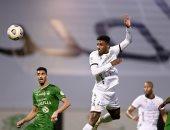 الشباب يتقدم على الأهلى 1-0 بالشوط الأول في قمة الدوري السعودي.. فيديو
