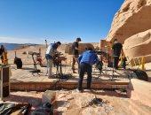 فرقة موسيقية عالمية تستعد لإقامة عزف خاص أمام معابد أبوسمبل.. فيديو