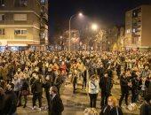 الألاف فى صربيا يشاركون فى تأبين السياسى التاريخى دجورجي بالاسيفيتش
