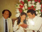 صورة نادرة للزعيم فى حفل خطوبة شقيقته من الفنان مصطفى متولى