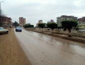 أمطار رعدية تضرب الشرقية والمحافظة تدفع بسيارات شفط المياه للشوارع.. فيديو وصور