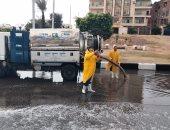 طوارئ فى الإسماعيلية والسويس وبورسعيد لموجهة الطقس السيئ