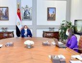 الرئيس السيسى يتابع الموقف التنفيذى لعمل وزارة التخطيط والتنمية الاقتصادية.. ويوجه بتطوير برامج بناء القدرات للعاملين بالجهاز الإدارى للدولة.. واستمرار دراسة تداعيات جائحة كورونا على الأداء الاقتصادى