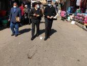 شرطة مرافق الأقصر تحرر 107 محضرا في حملات بـ 5 شوارع
