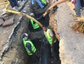 لجنة هندسية بالأقصر تصدر توصيتها بشأن مراجعة شبكات المياه