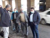 نائب محافظ القاهرة يتفقد تطهير بلاعات الأمطار تزامنا مع التقلبات الجوية.. صور