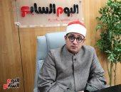 لماذا يشترى الشيخ محمود الشحات أنور ملابسه من اسكتلندا ؟!.. فيديو
