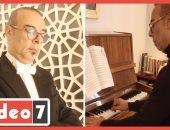 """الموسيقار نادر عباسى: لا مانع من قيادة أوركسترا للمهرجانات لكن بشروط """"فيديو"""""""