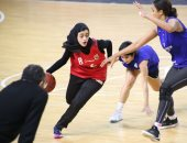الأهلى يواجه سبورتنج في نهائي كأس سيدات السلة