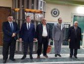"""رئيس مدينة ملوى يلتقى أعضاء مجلسى الشيوخ والنواب لبحث مطالب المواطنين بمبادرة """"حياة كريمة"""""""