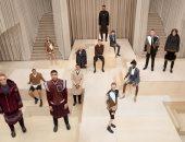 """""""Burberry"""" تطلق مجموعة أزياء رجالية جديدة مستوحاة من الطبيعة.. فيديو وصور"""